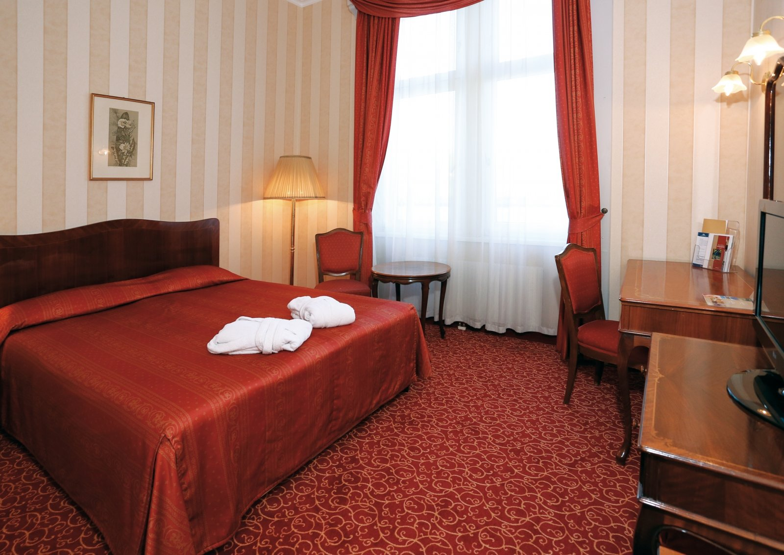 Danubius double room