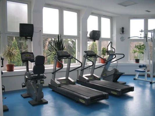 Premier+Fitness+room - Danubius+Health+Spa+Resort+Sovata - hotel Sovata