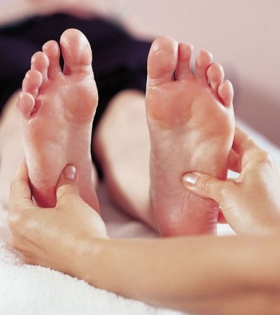 Foot Reflex Massage