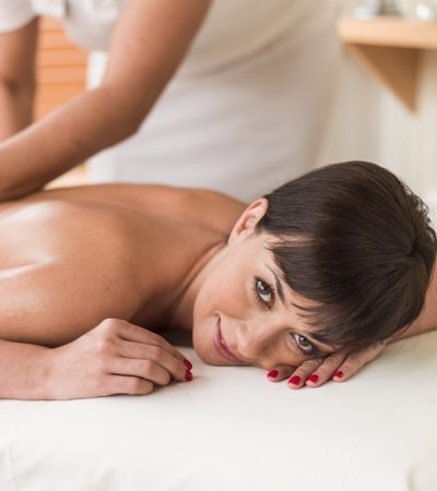 Clarins Full Body Massage