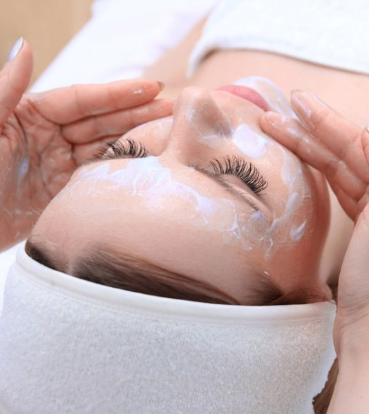 Clarins Facials with Deep Cleansing