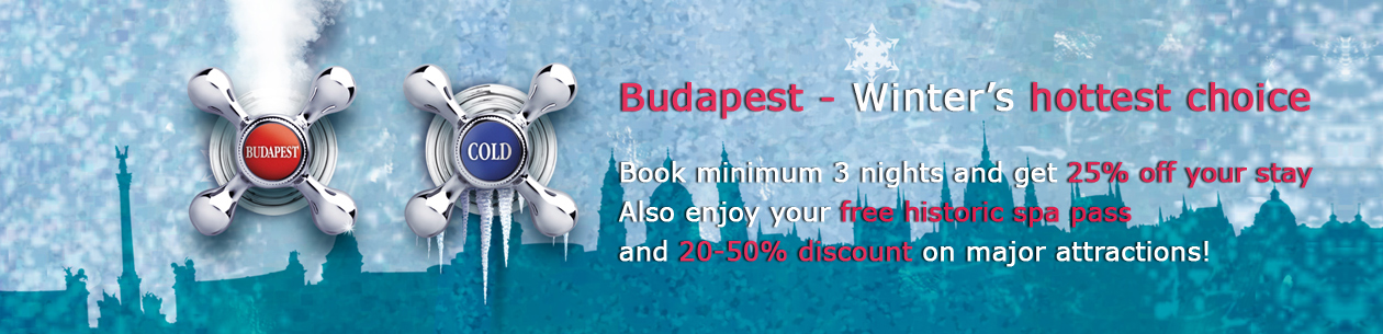 Budapest Winter Invitation - Danubius Health Spa Resort Helia, Budapest