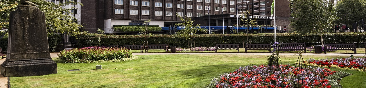 £15.00 Voucher at Regents Park Hotel London