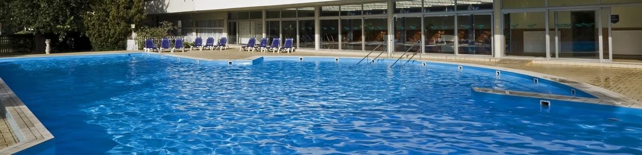 Hotel Marina Beach Resort Balatonfured