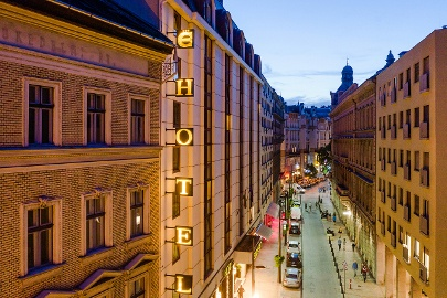 Hotel Erzsébet City Center