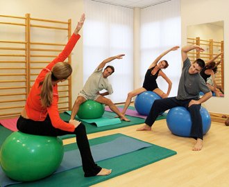 Active health - Danubius Health Spa Resort Bük ****