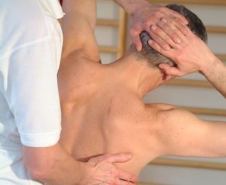 Spinal Therapy in Bük Spa