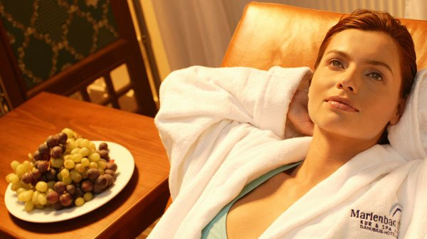 COMPREHENSIVE SPA STAY LIGHT - Spa Hotel Svoboda