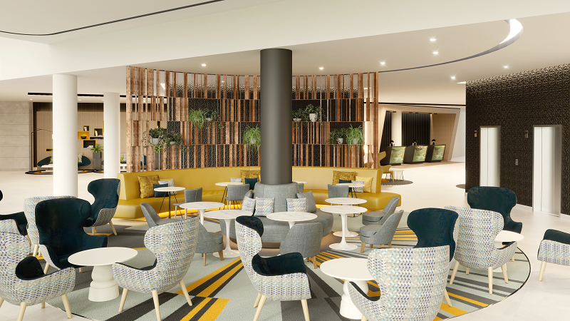 Danubius Hotel Helia Piano Lounge