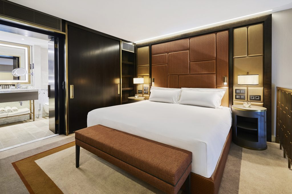 Hilton Budapest King Loft Suite
