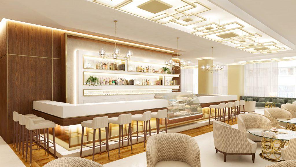 Radisson Blu Béke Hotel Bar