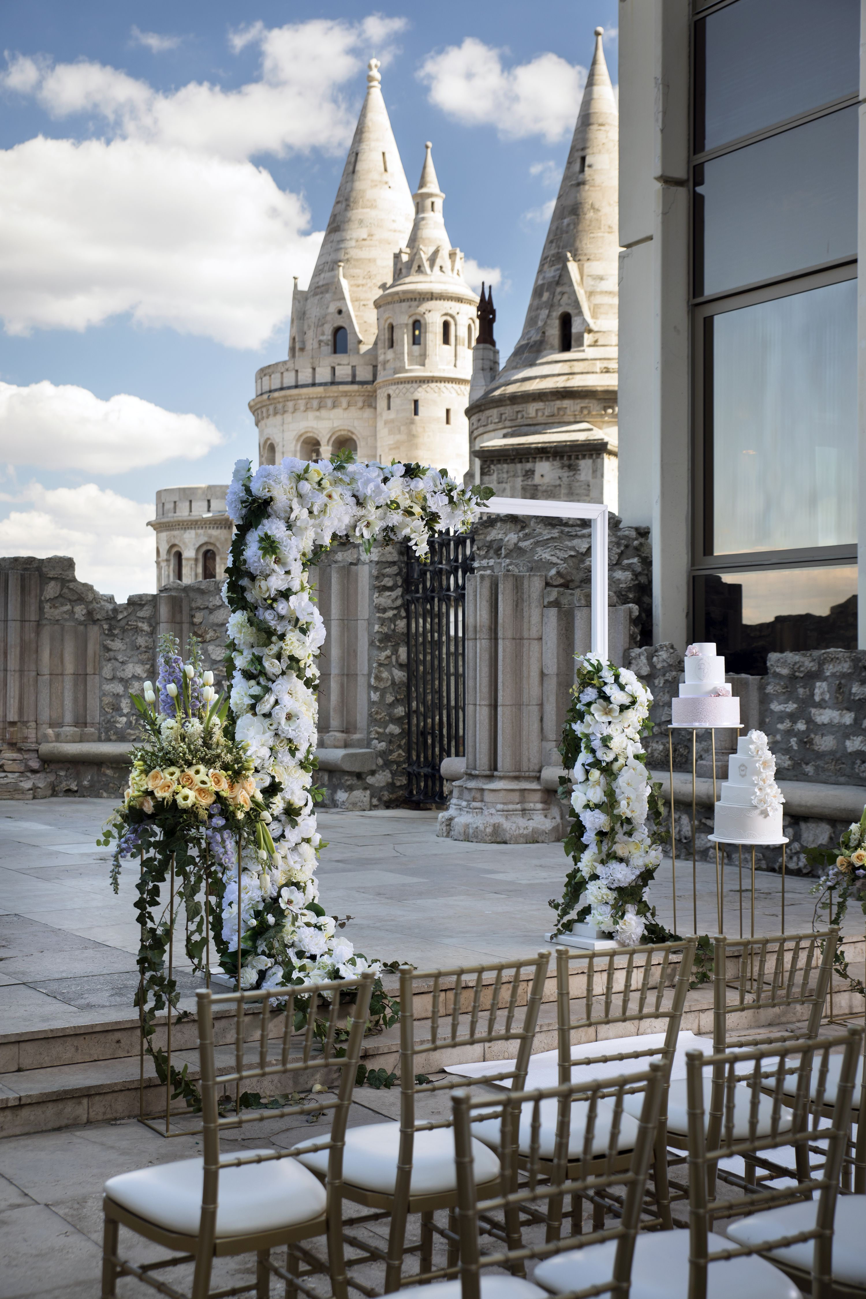 The Most Romantic Wedding Venues in Budapest - What Every