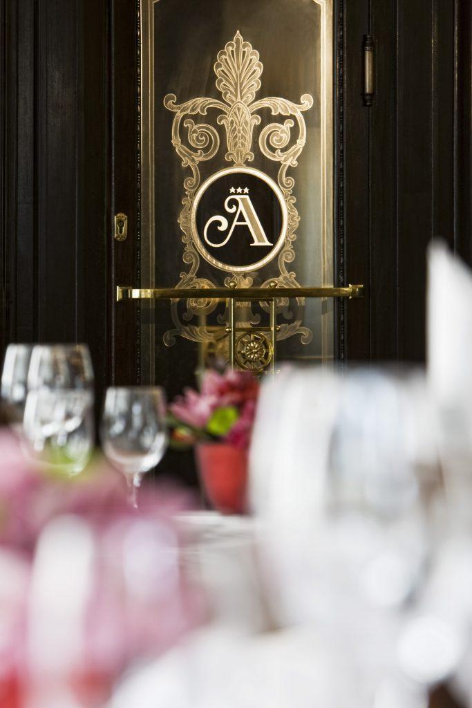 Danubius Hotel Astoria elegant ballroom