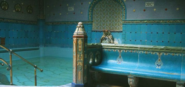 Gellert Thermal Bath Indoor 2