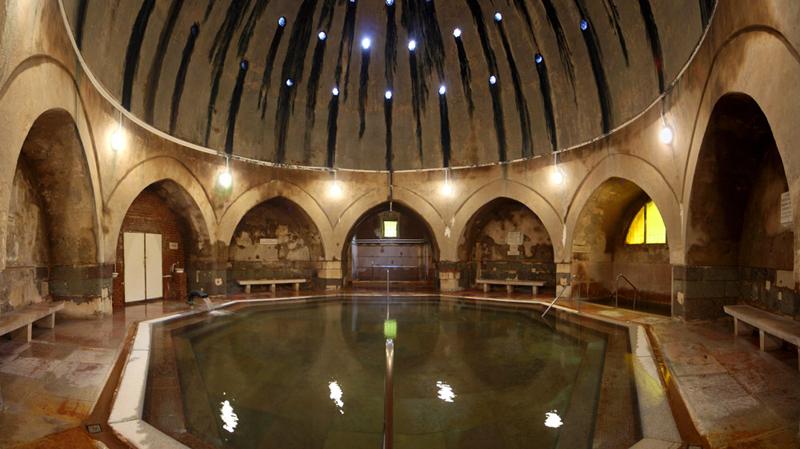Veli Bej Bath Budapest