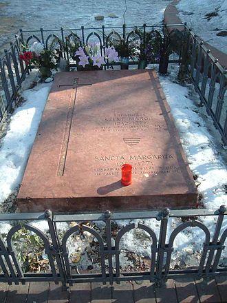 the Grave of Saint Margaret