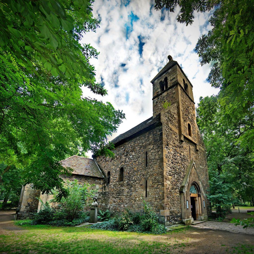 Szent Mihály chapel Margaret Island