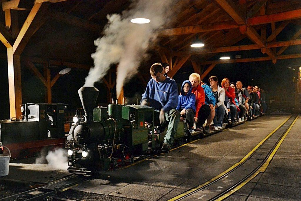 Hungarian Railway Museum - Vasúttörténeti park