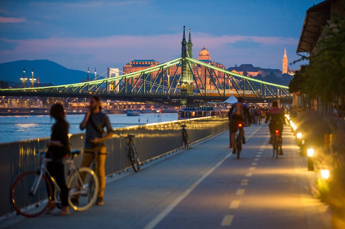 How to get to Budapest