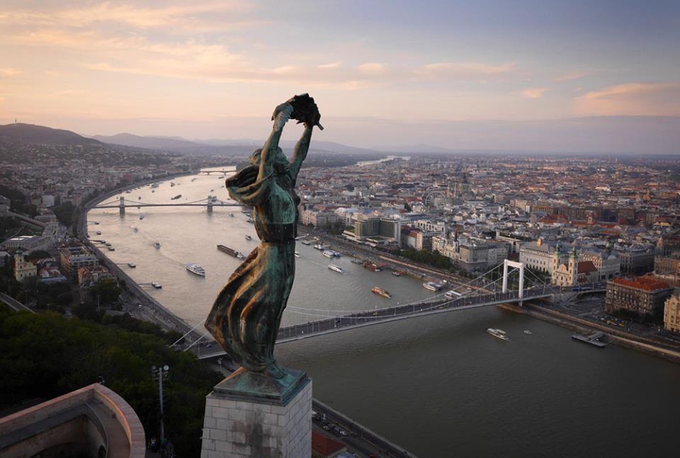 Liberation Monument Budapest