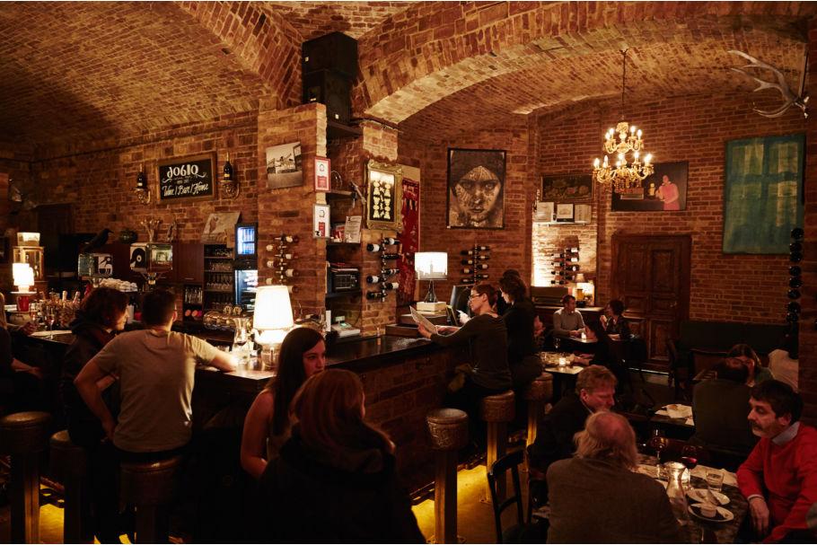Doblo Wine Bar, Budapest