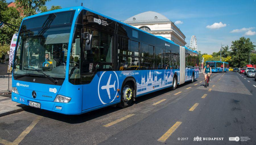 100 E bus