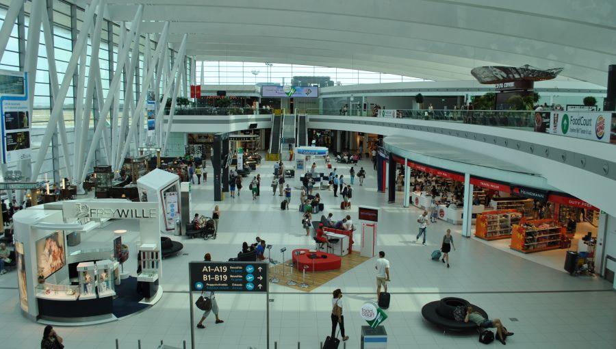 Liszt ferenc Repülőtér BUD