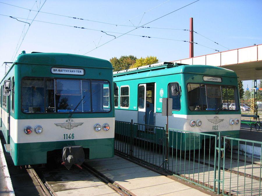 Budapest HÉV