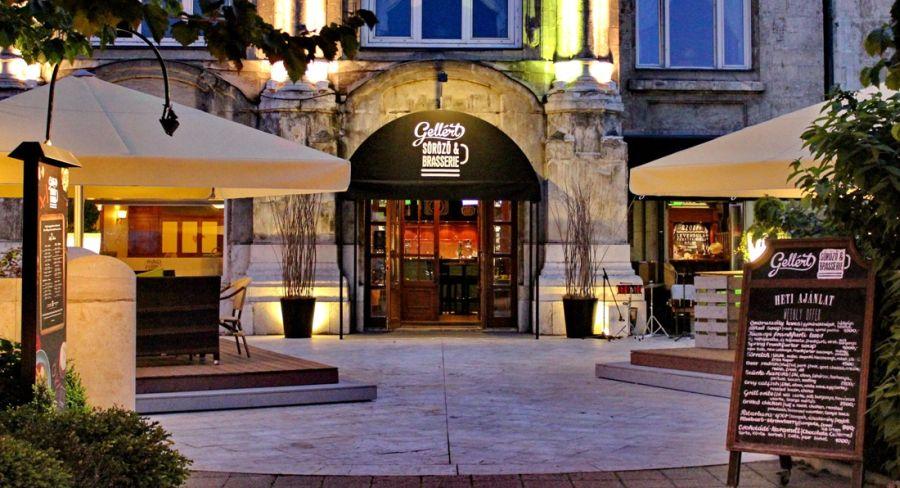 Gellert Brasserie