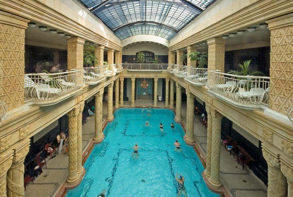 Gellért Bath Budapest