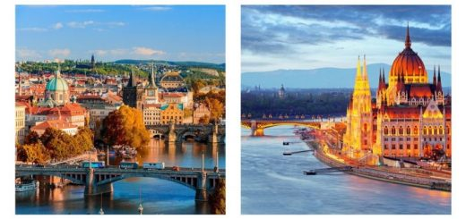 Prague vs Budapest