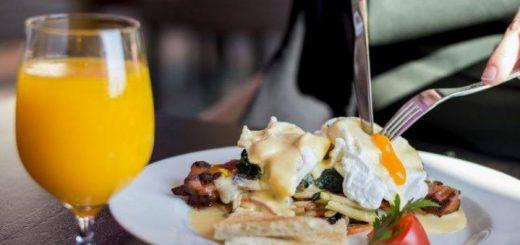 Outstanding breakfast in Budapest