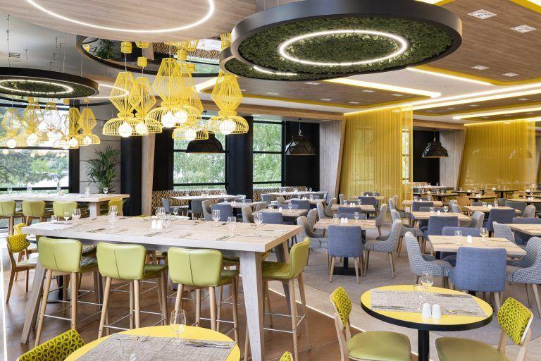 Danubius Hotel Helia Episode Restaurant