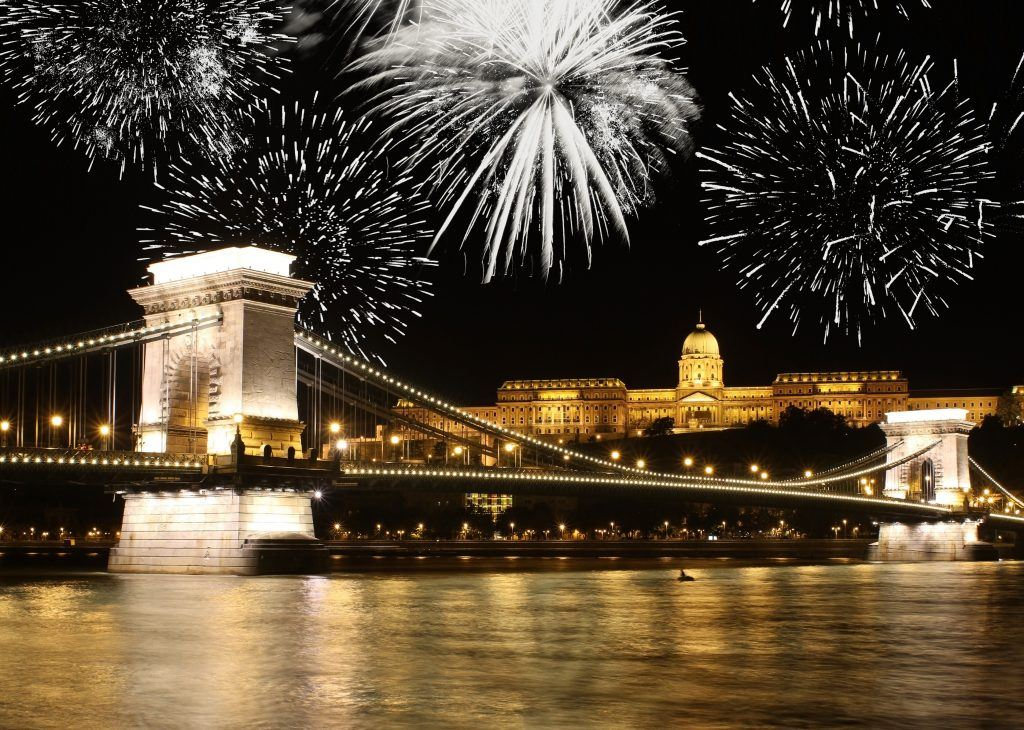 St Stephen's Day in Budapest