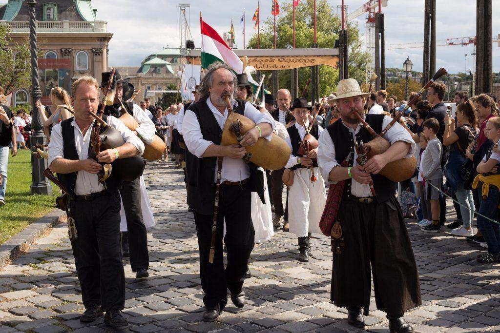 Festival of folk arts