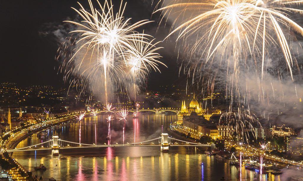 St. Stephen's Day Budapest