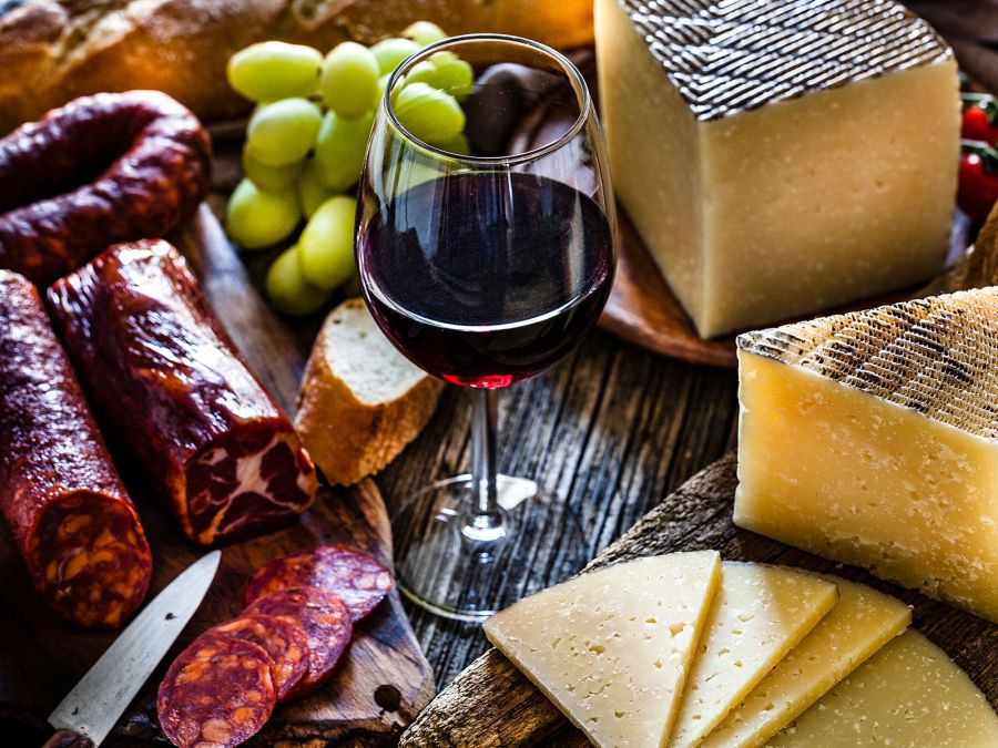 New Wine and Cheese Festival