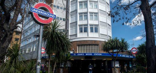 St John's Wood Station