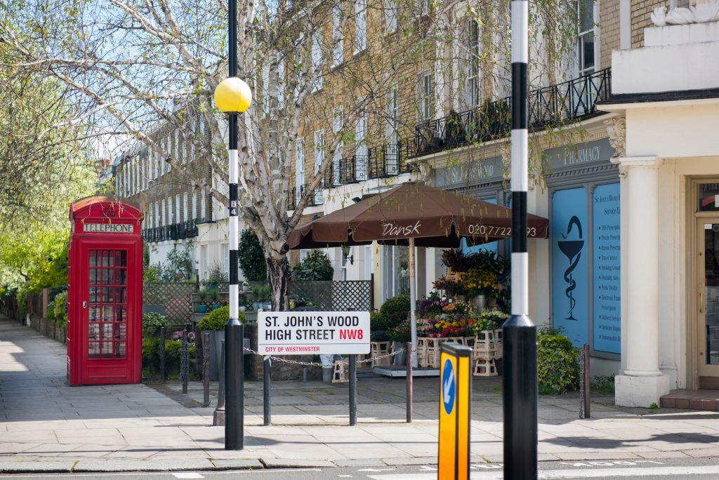 St John's Wood High Street