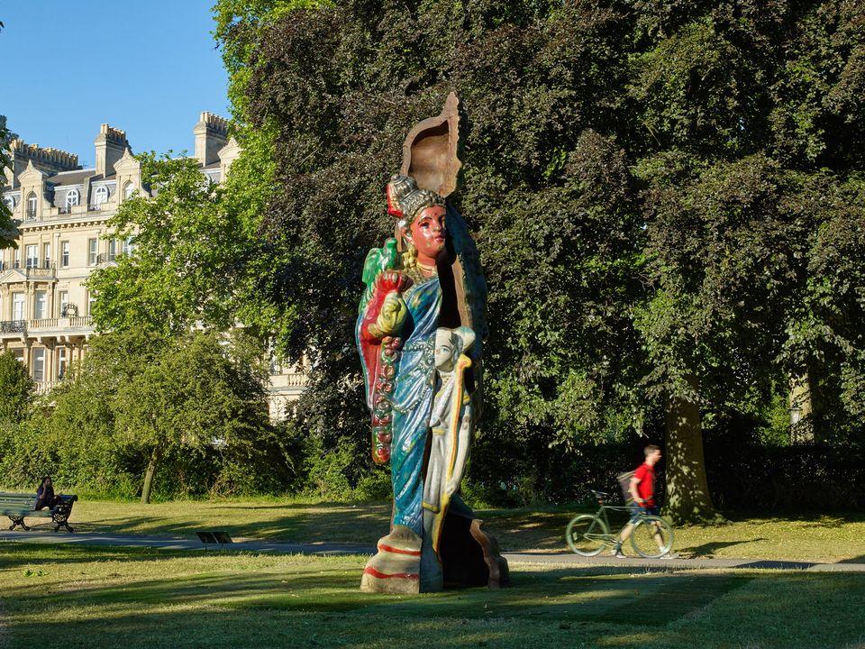 Park Art|My WordPress Blog_Download Regents Park Art Sculpture  Background