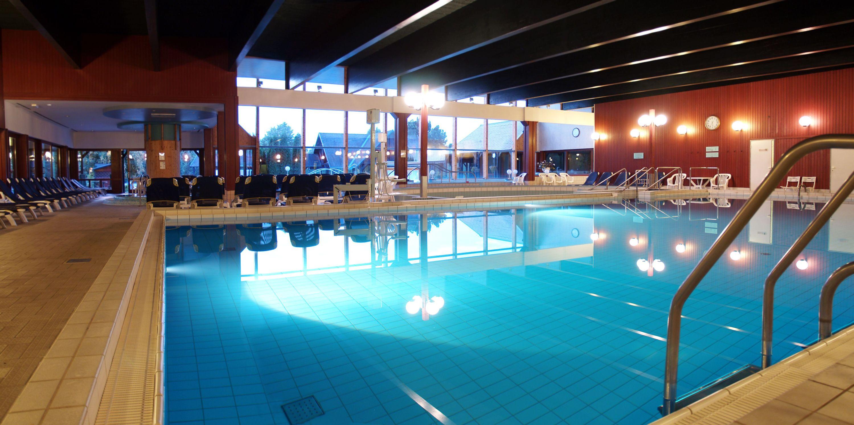 Swimming Pool Panorama Danubius Magazin