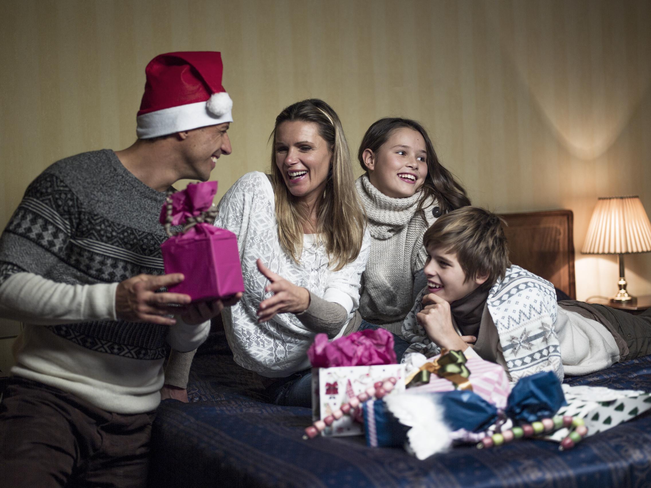 Szállás ajándékutalvány karácsonyra