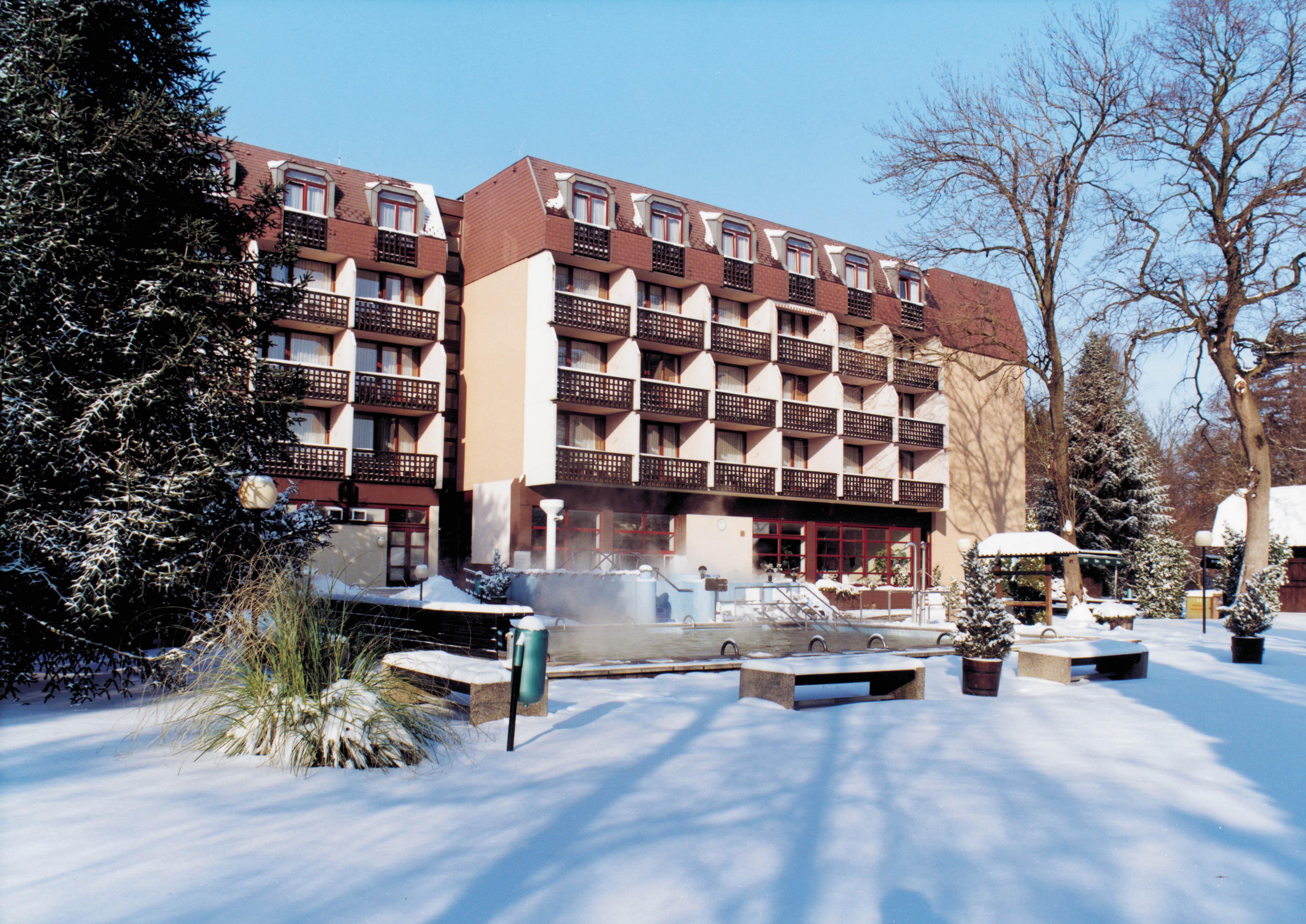 A havas sárvári Danubius hotel