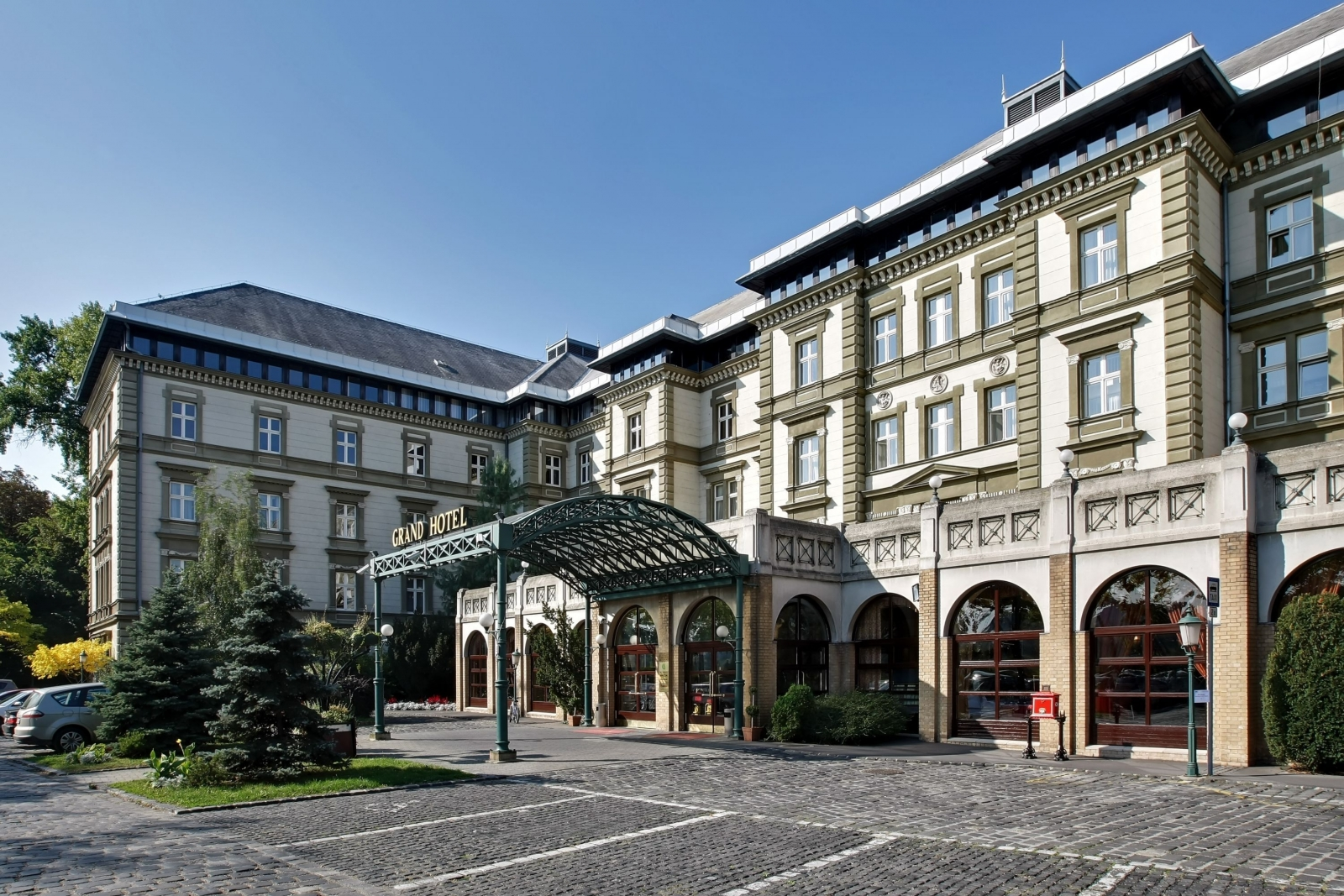 Danubius Grand Hotel Margitsziget, Budapest