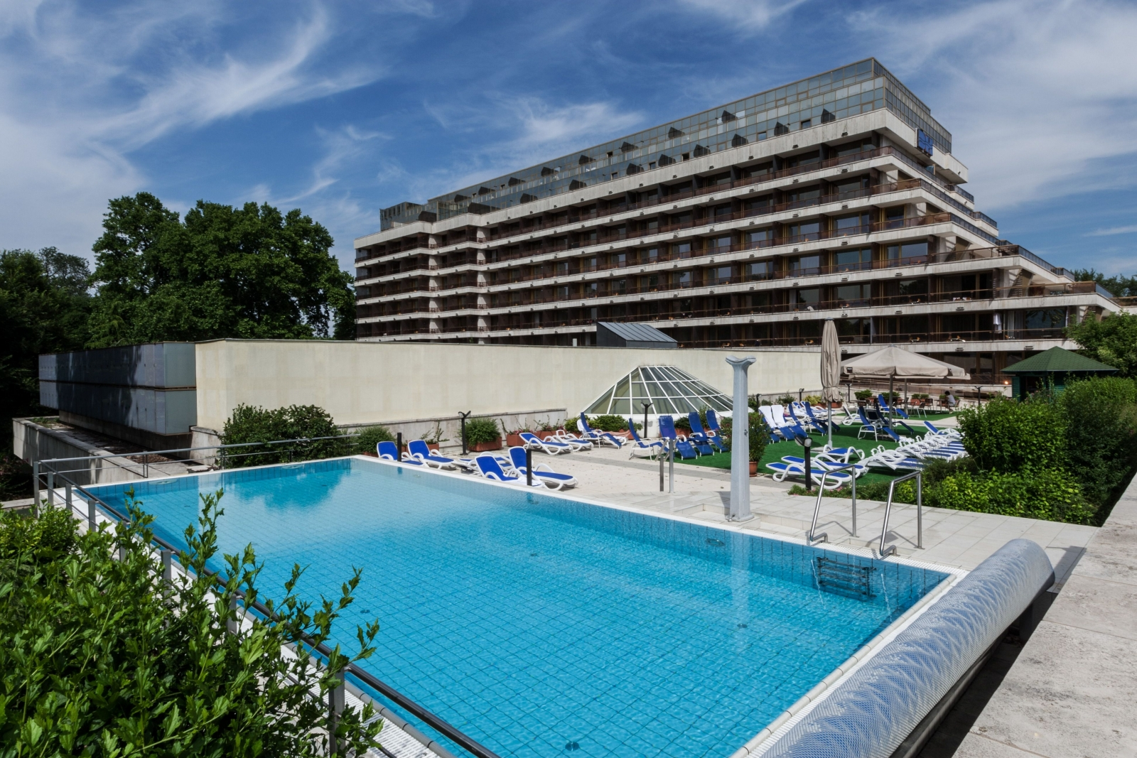 Danubius Healt Spa Resort Margitsziget wellness hotel