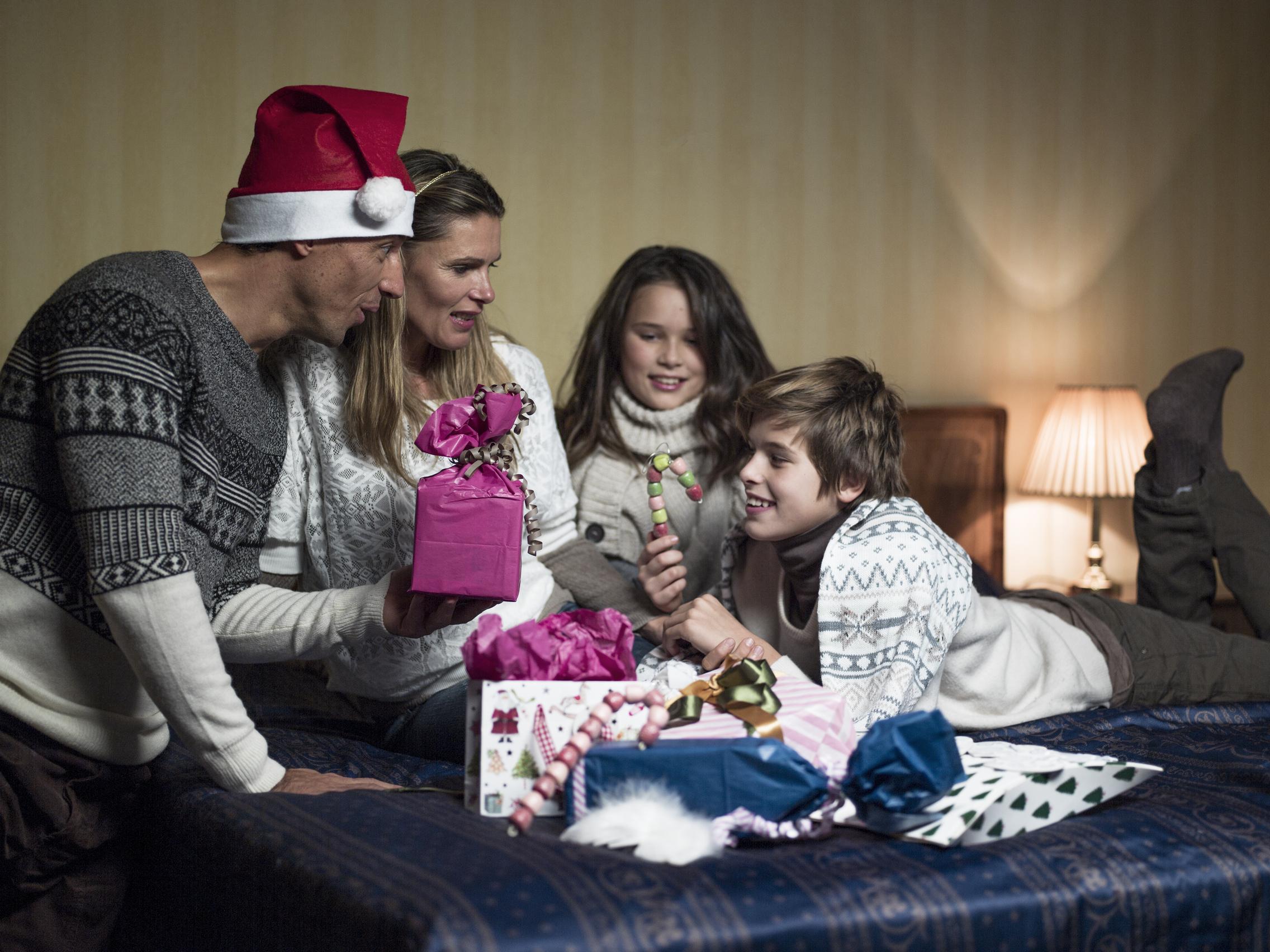 Karácsony a szállodában