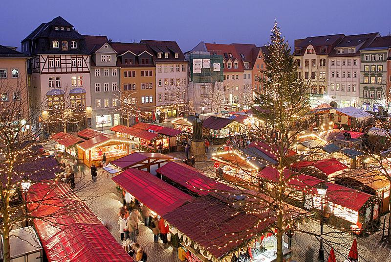 Karácsony Németországban