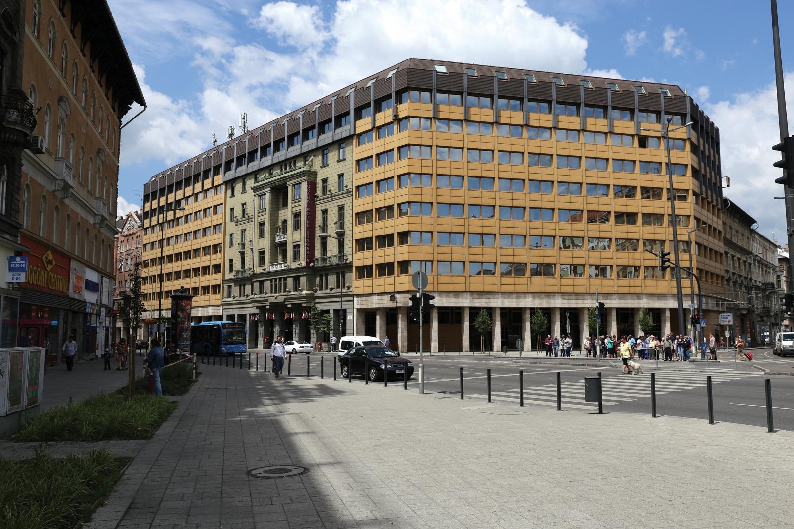 Magyarország legnagyobb szállodája: Hotel Hungaria City Center