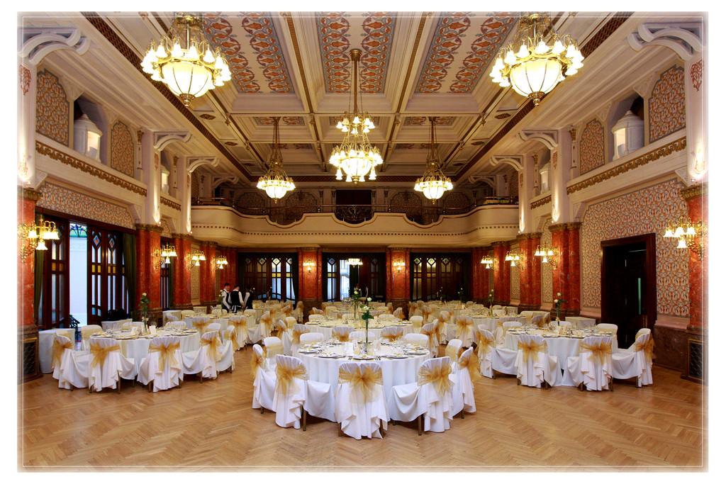Hotel Palatinus Pécs Bartók terem