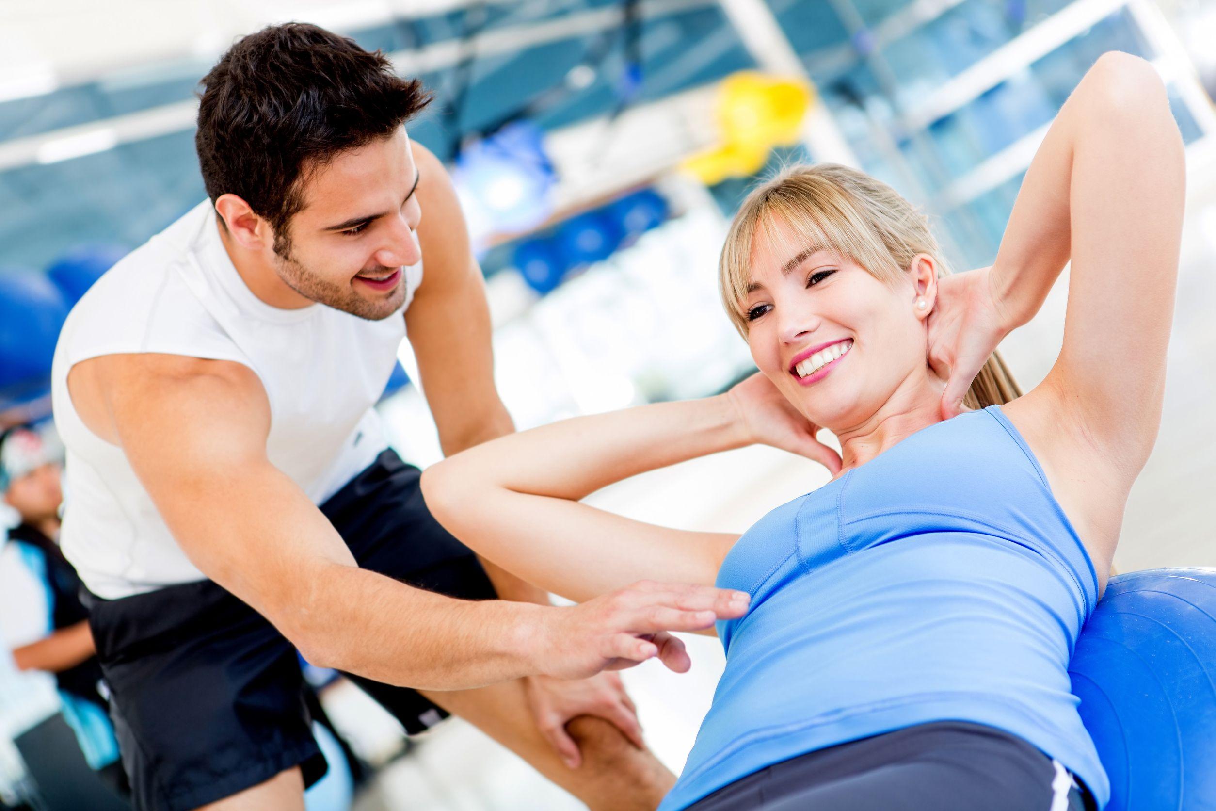 Danubius Premier Fitness személyi edző